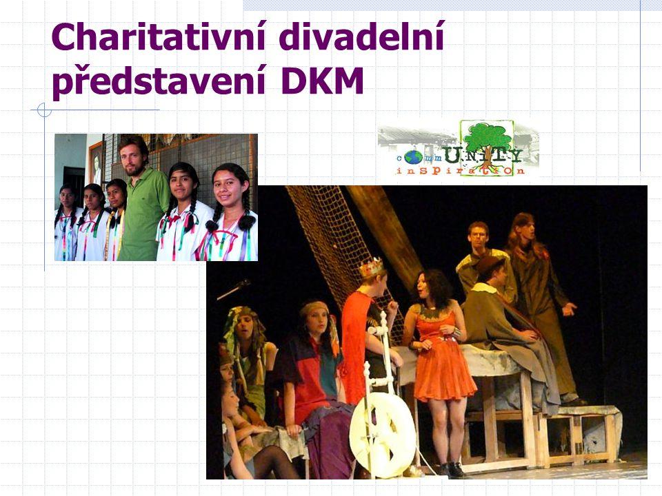 Charitativní divadelní představení DKM