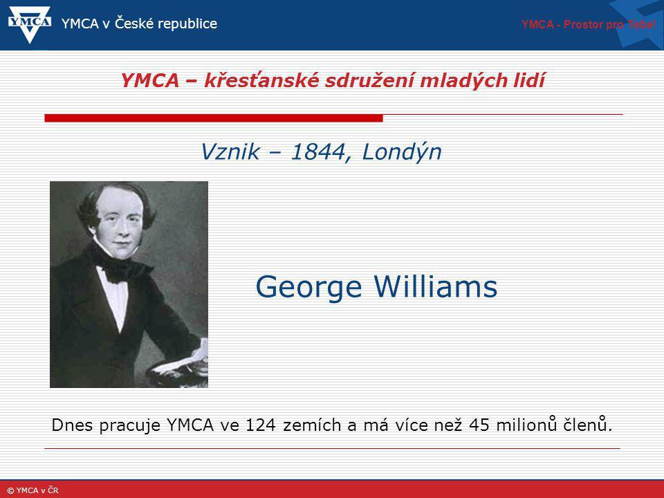 YMCA – křesťanské sdružení mladých lidí