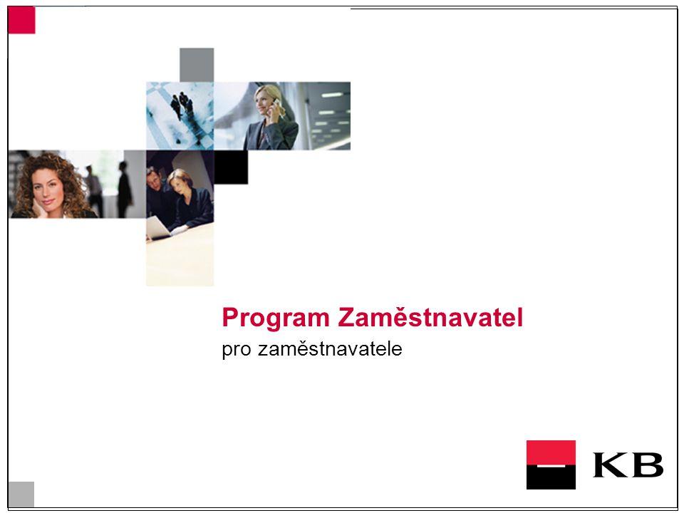 Program Zaměstnavatel