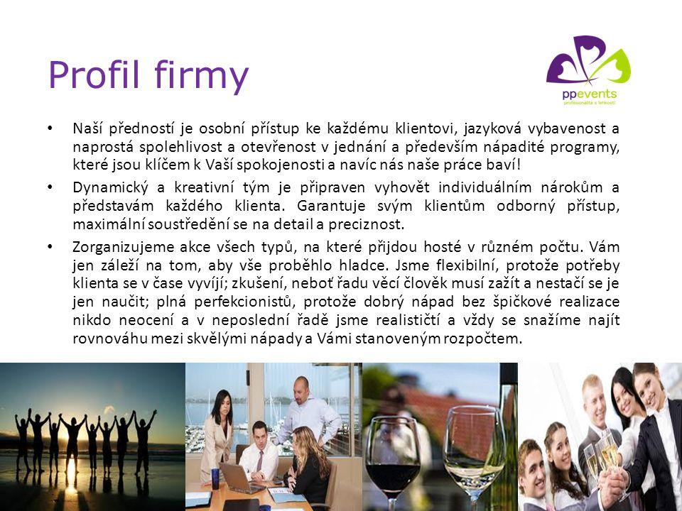 Profil firmy