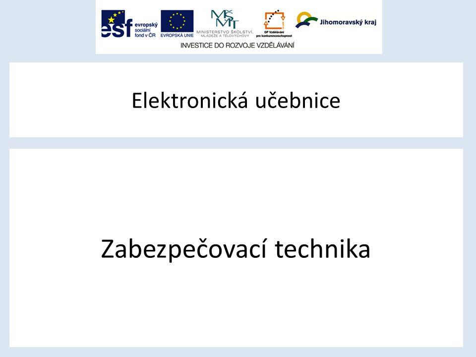 Elektronická učebnice