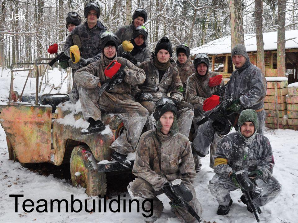 Jak Teambuilding May 14, 2009