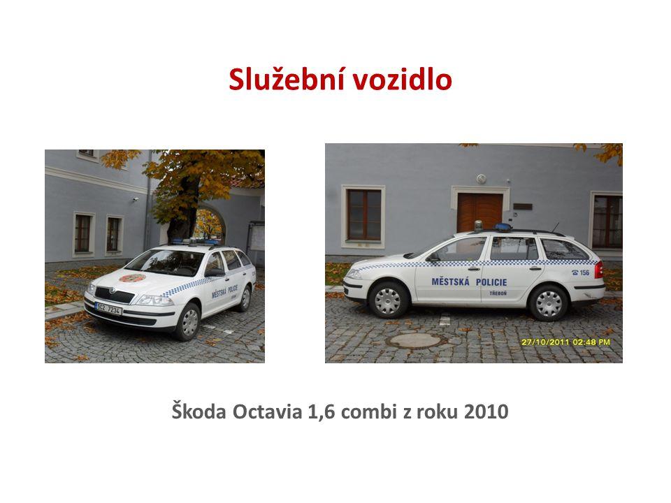 Škoda Octavia 1,6 combi z roku 2010