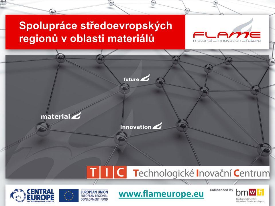 Spolupráce středoevropských regionů v oblasti materiálů