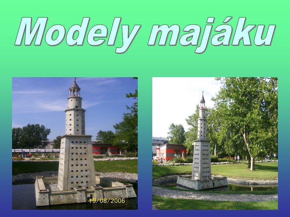 Modely majáku