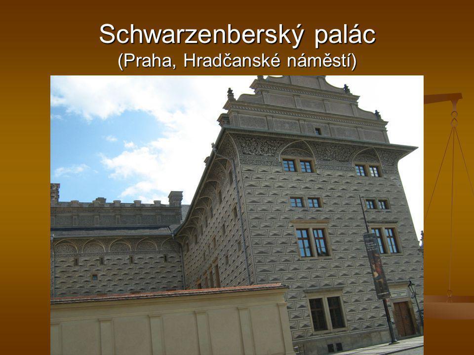 Schwarzenberský palác (Praha, Hradčanské náměstí)