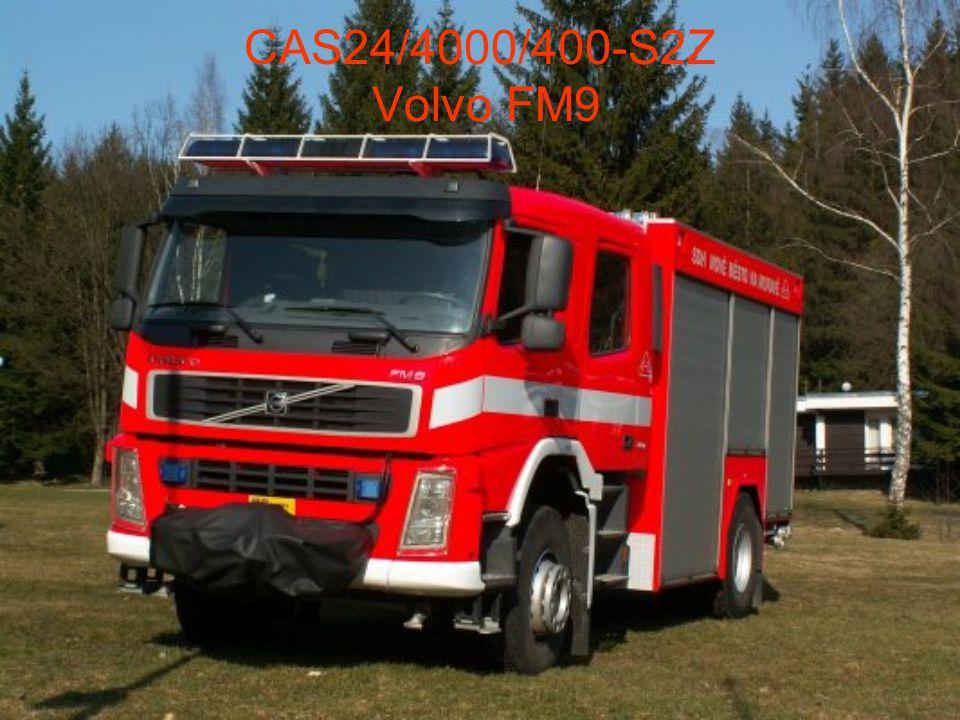 CAS24/4000/400-S2Z Volvo FM9 Autor: Novák Ondřej