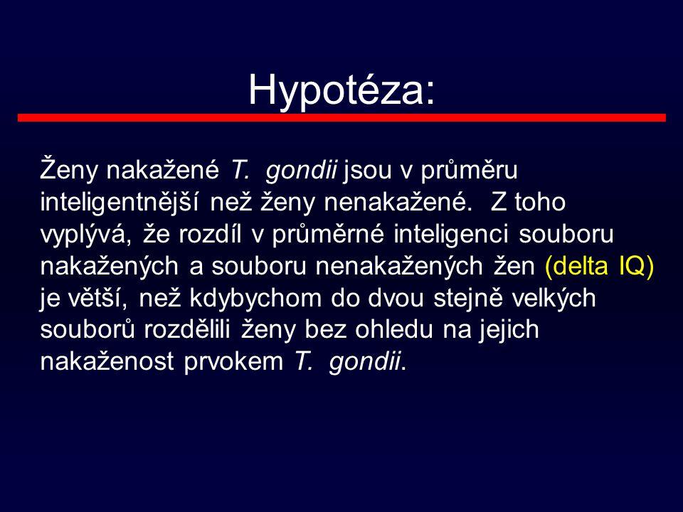Hypotéza: