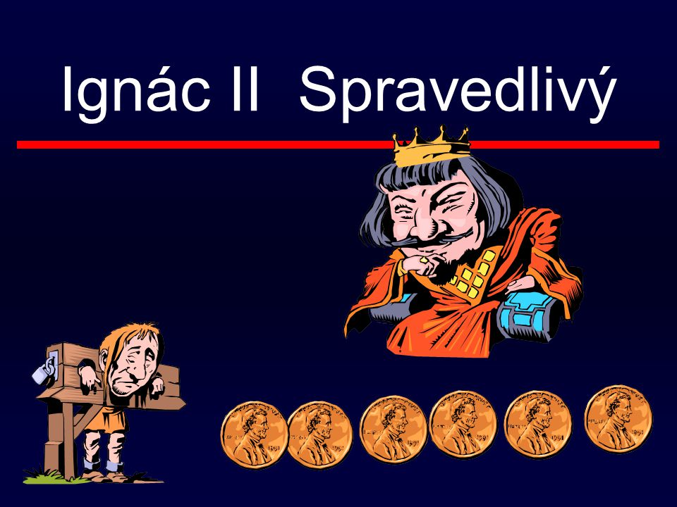 Ignác II Spravedlivý