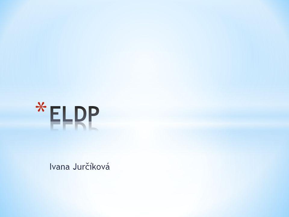 ELDP Ivana Jurčíková