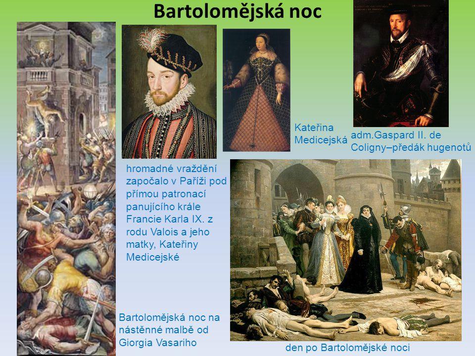 den po Bartolomějské noci