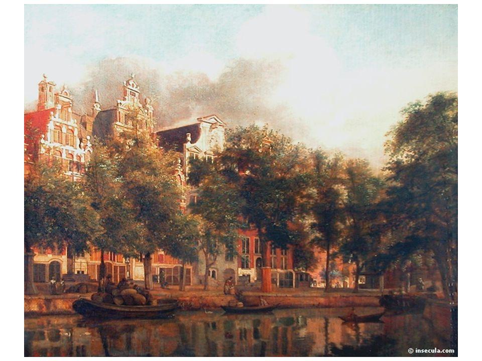 Herengracht v Amsterodamu