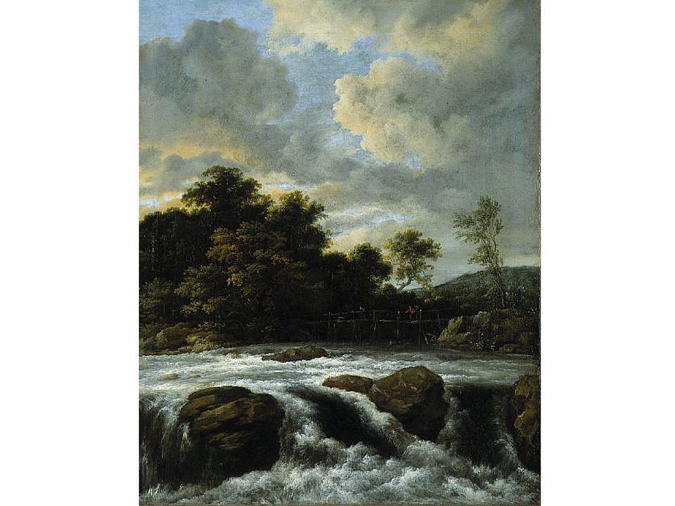 Krajina s vodopádem