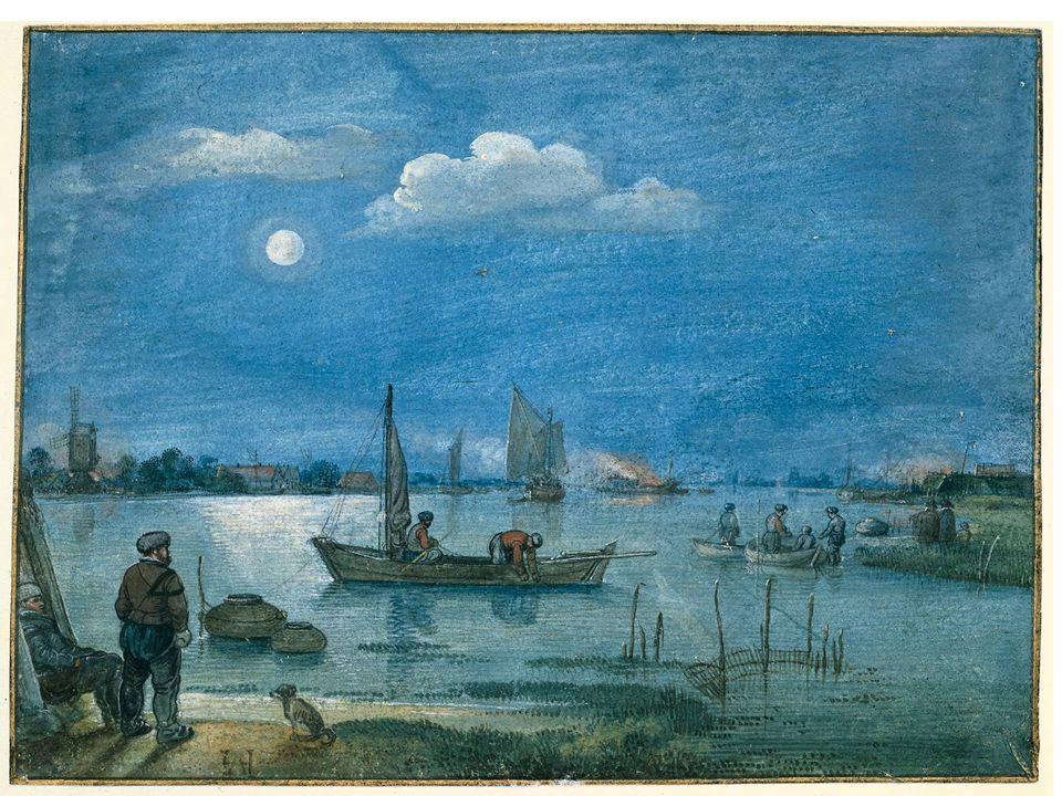Rybáři v měsíčním svitu