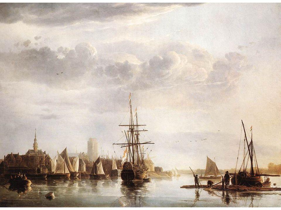 Pohled na Dordrecht : marína