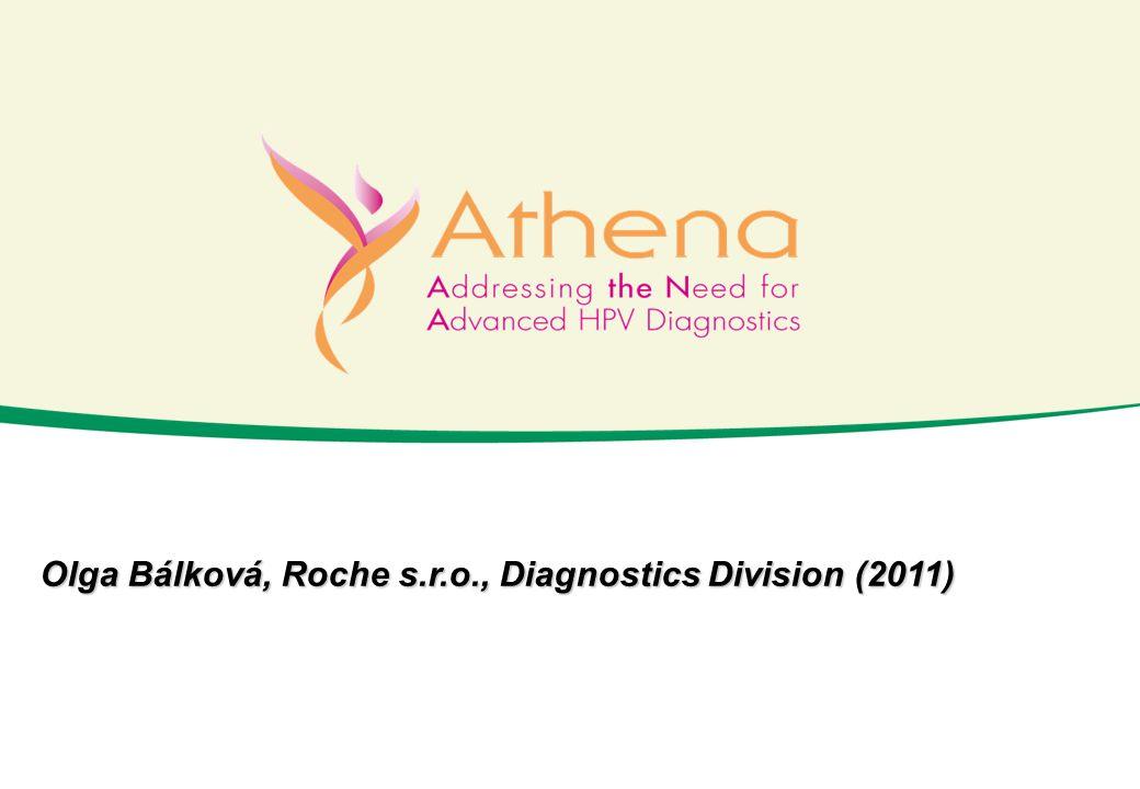 Olga Bálková, Roche s.r.o., Diagnostics Division (2011)