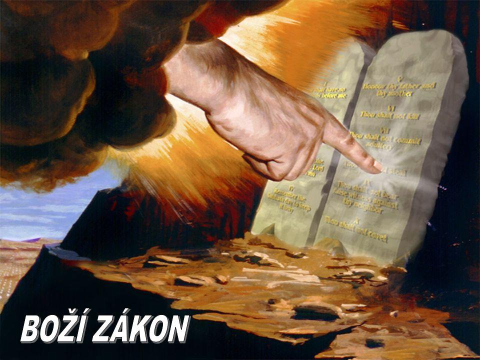 BOŽÍ ZÁKON