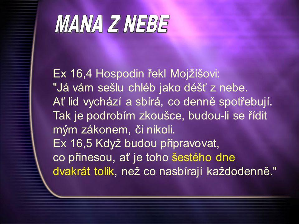 MANA Z NEBE