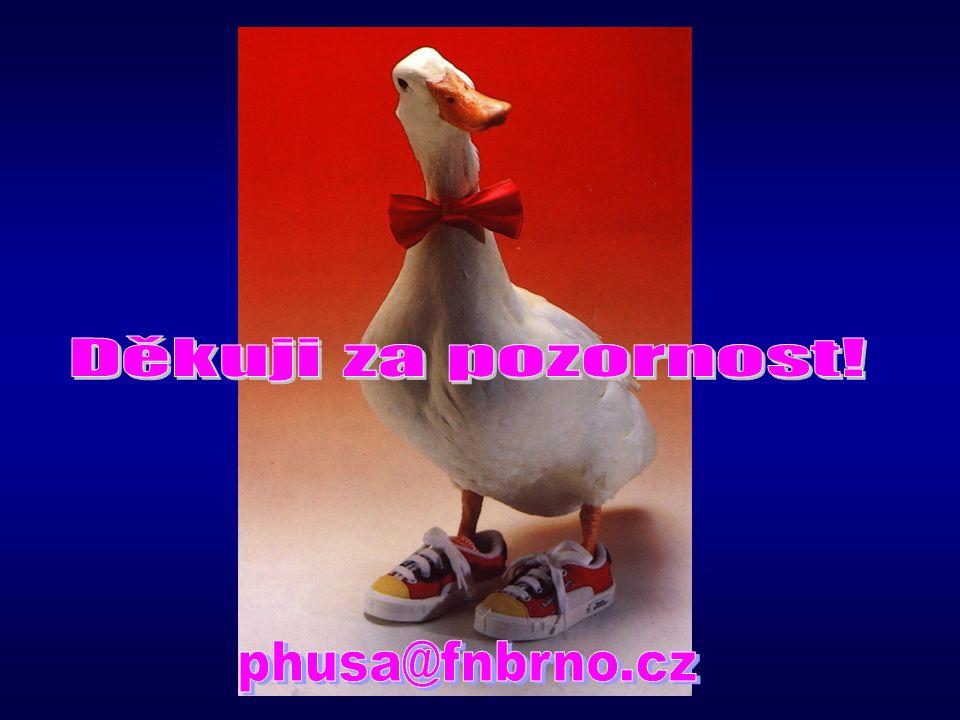 Děkuji za pozornost! phusa@fnbrno.cz
