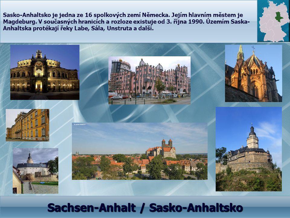 Sachsen-Anhalt / Sasko-Anhaltsko