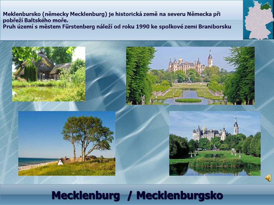 Mecklenburg / Mecklenburgsko