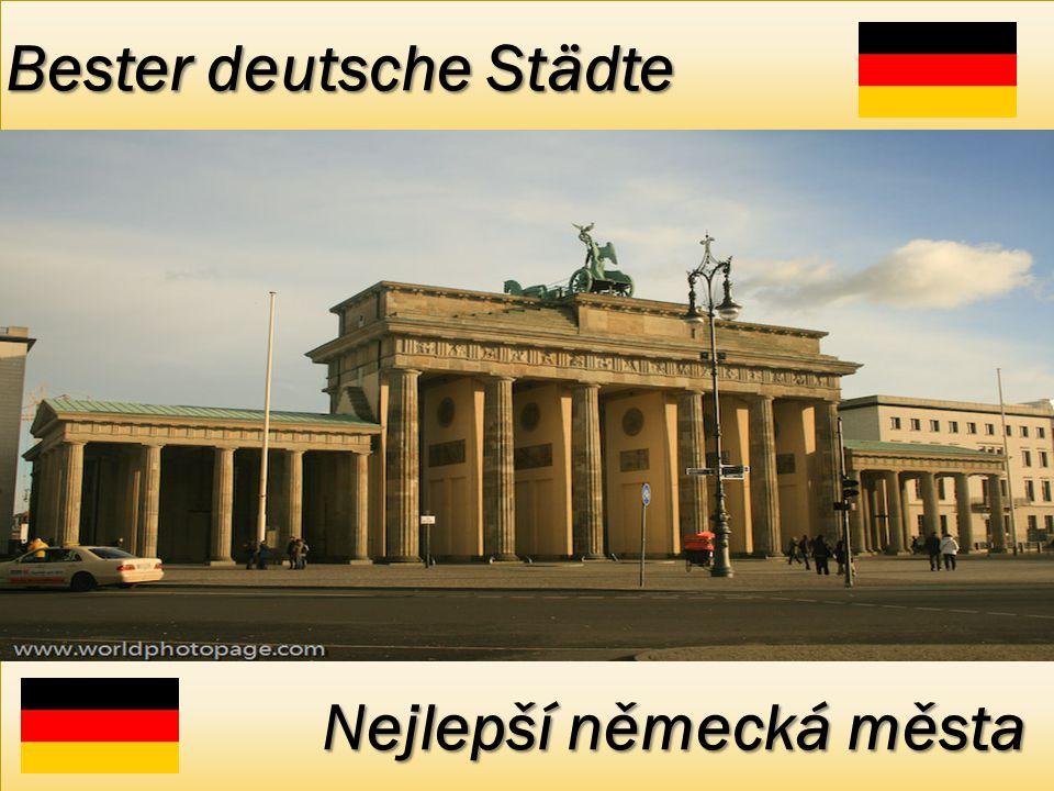 Bester deutsche Städte