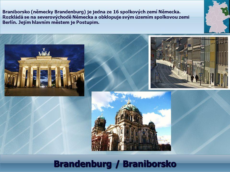Brandenburg / Braniborsko
