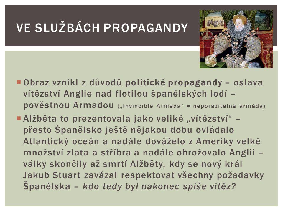 Ve službách propagandy