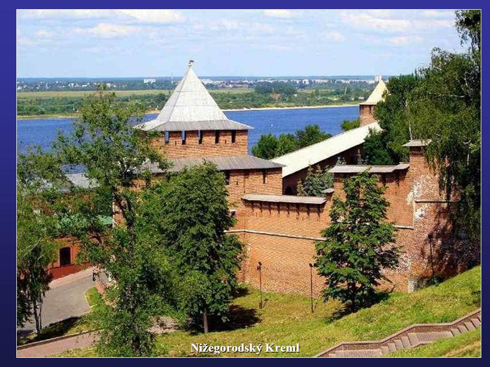 Nižegorodský Kreml