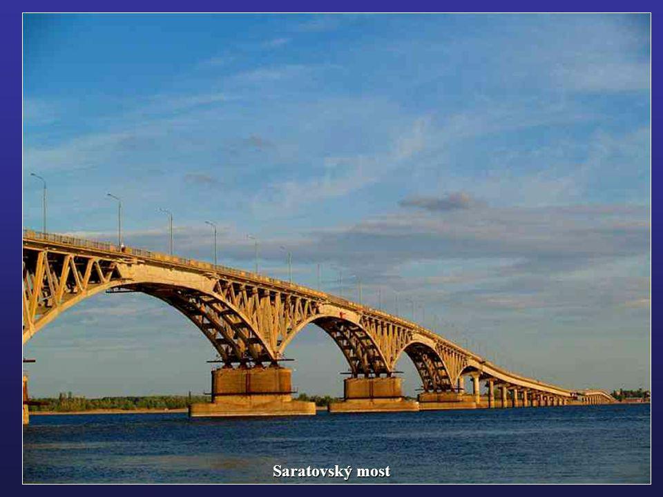 Saratovský most