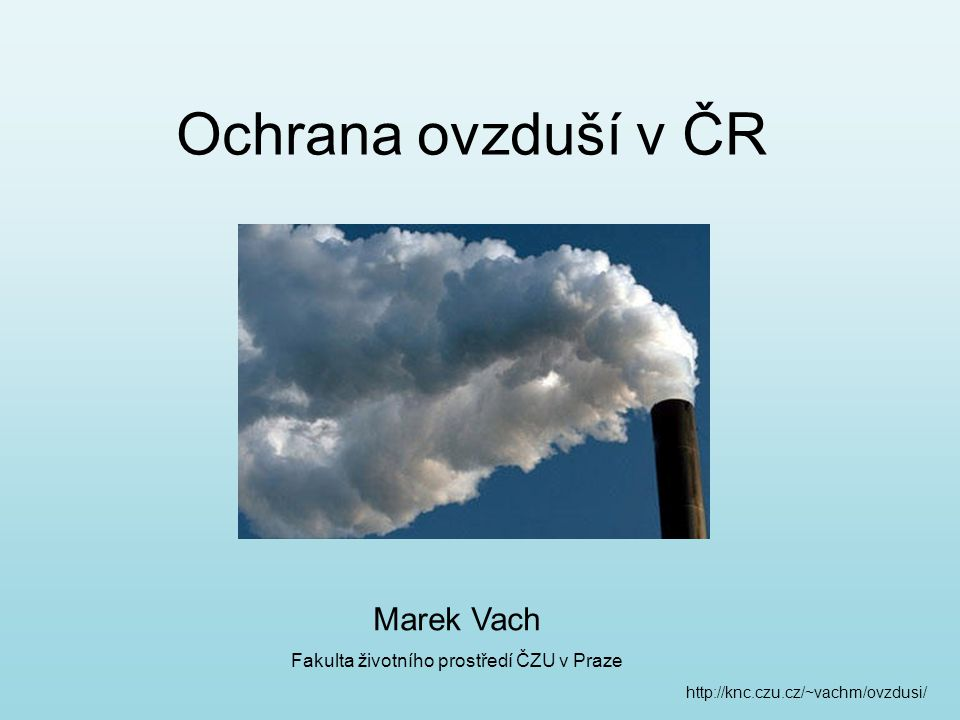 Fakulta životního prostředí ČZU v Praze