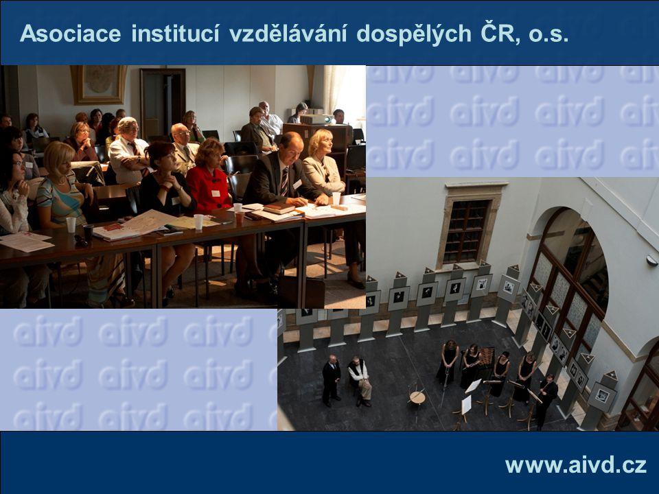 Asociace institucí vzdělávání dospělých ČR, o.s.