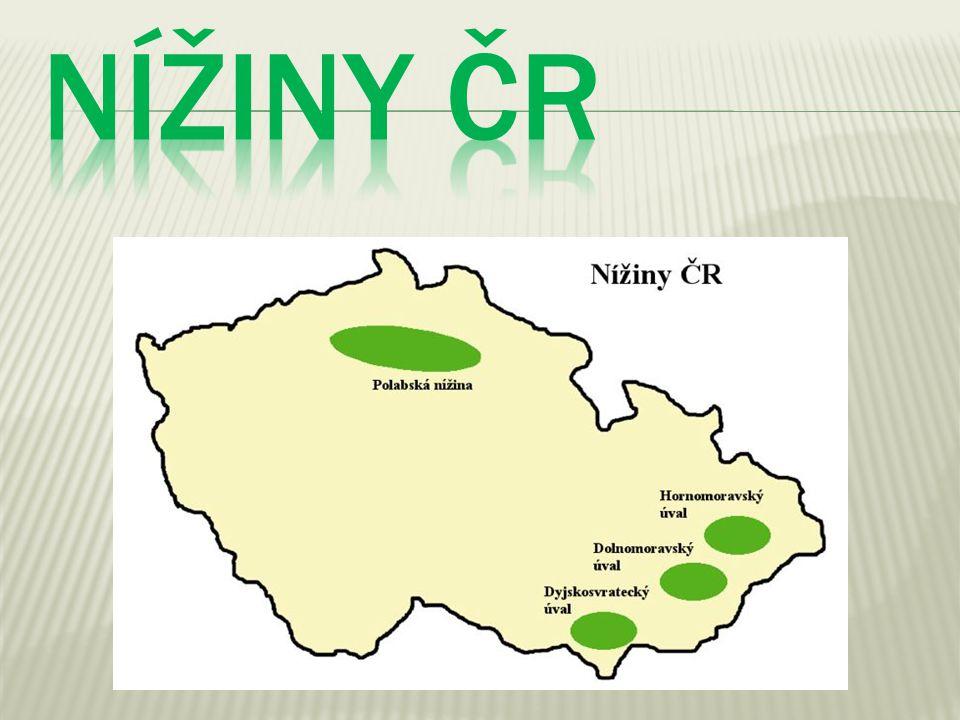 NÍŽINY ČR