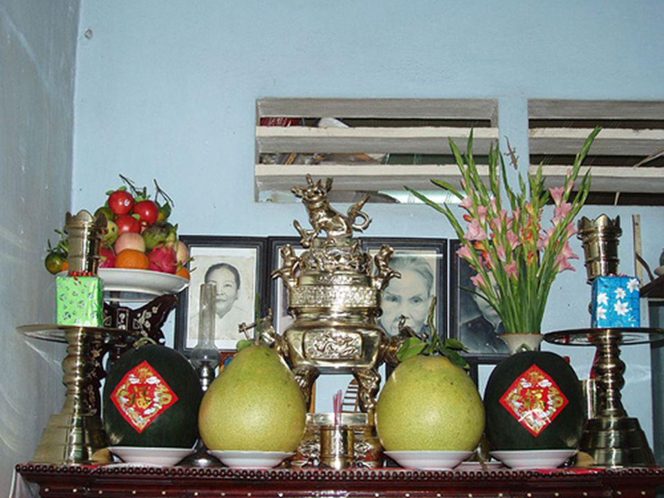Oltář předků