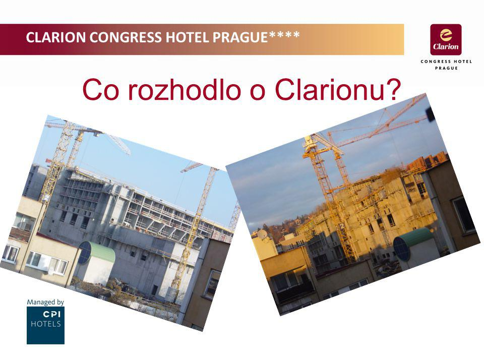 CLARION CONGRESS HOTEL PRAGUE****