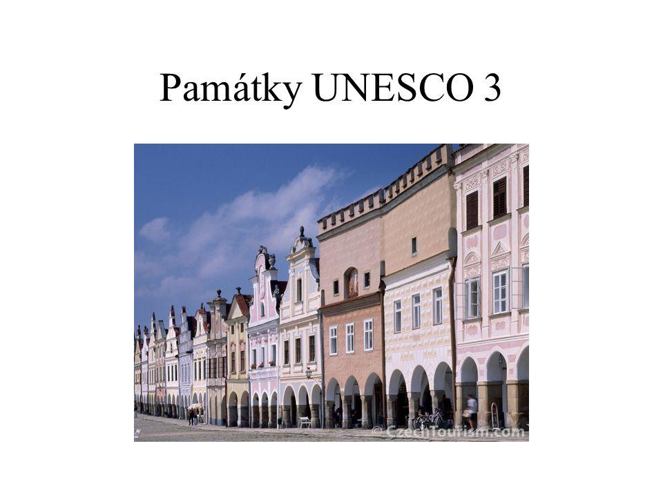 Památky UNESCO 3