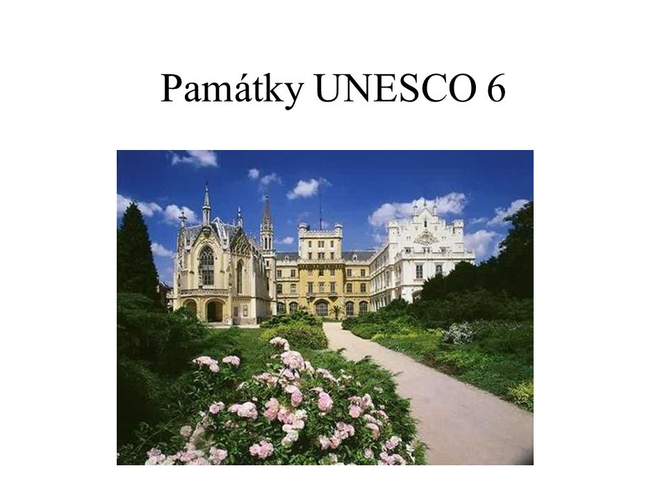 Památky UNESCO 6