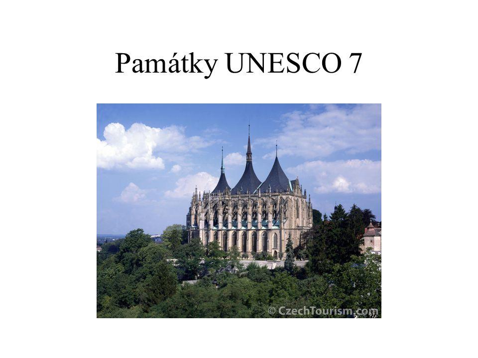 Památky UNESCO 7