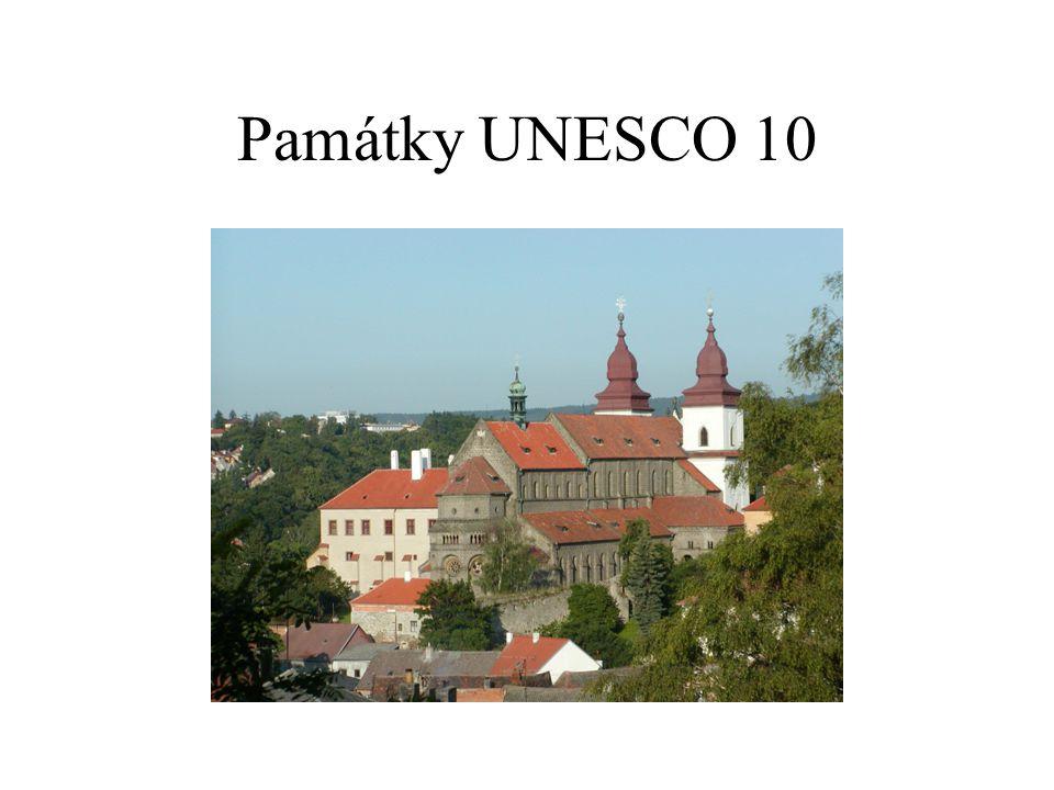 Památky UNESCO 10