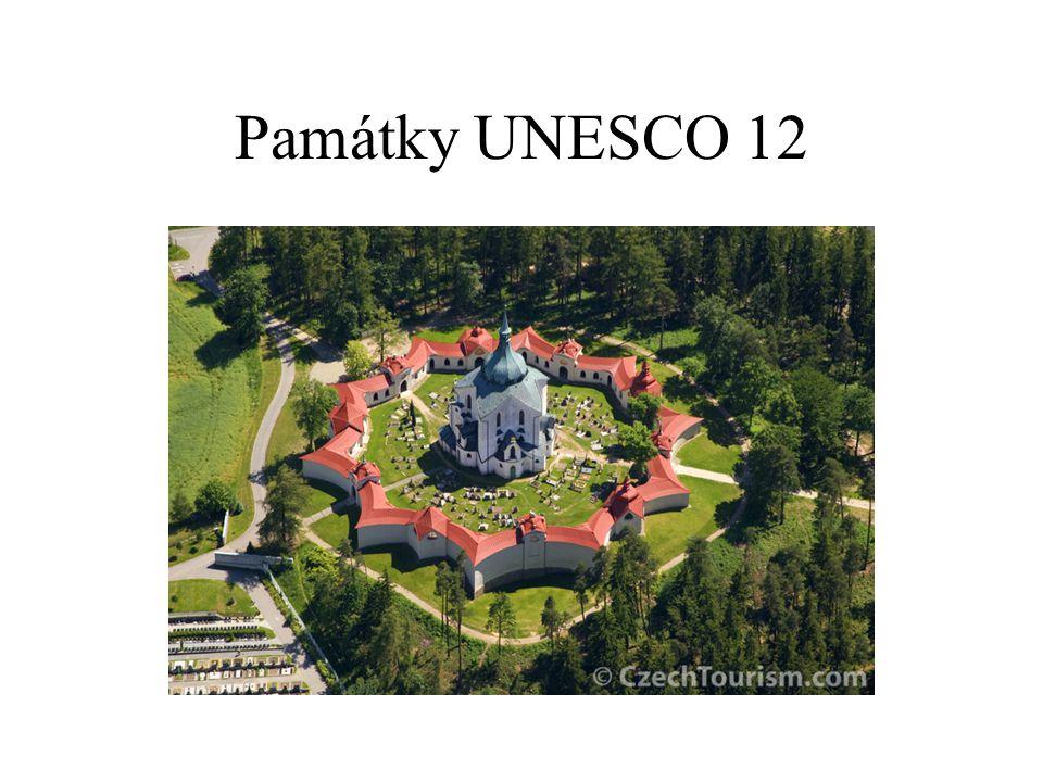 Památky UNESCO 12