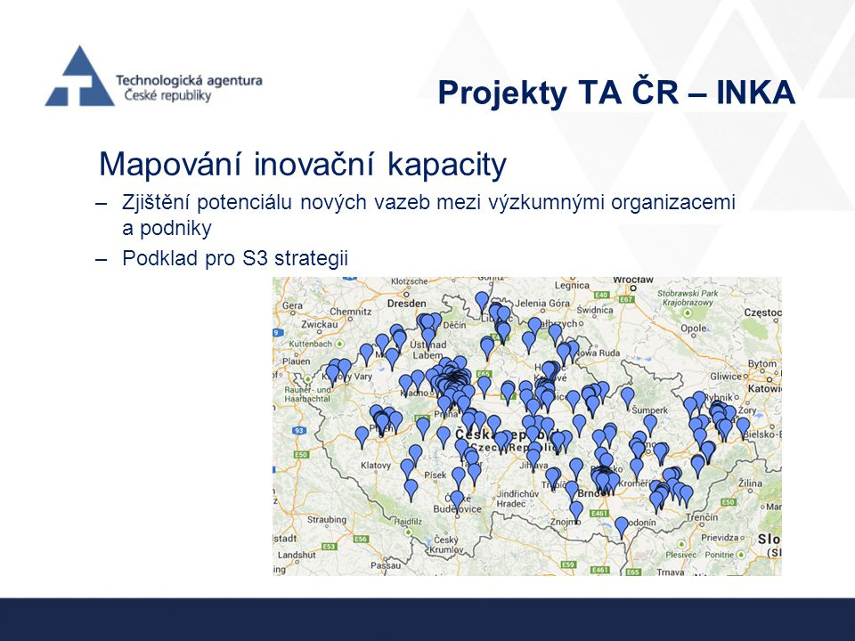 Mapování inovační kapacity