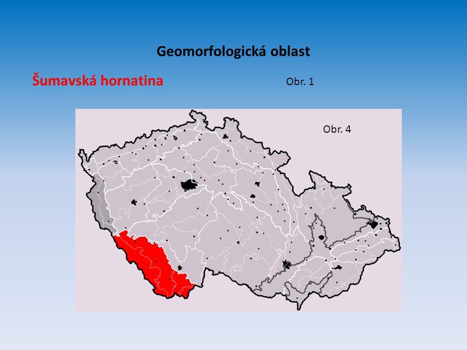 Geomorfologická oblast