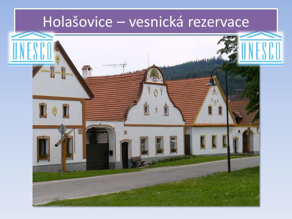 Holašovice – vesnická rezervace