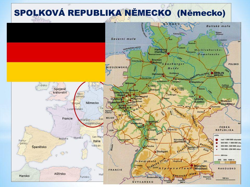 SPOLKOVÁ REPUBLIKA NĚMECKO (Německo)