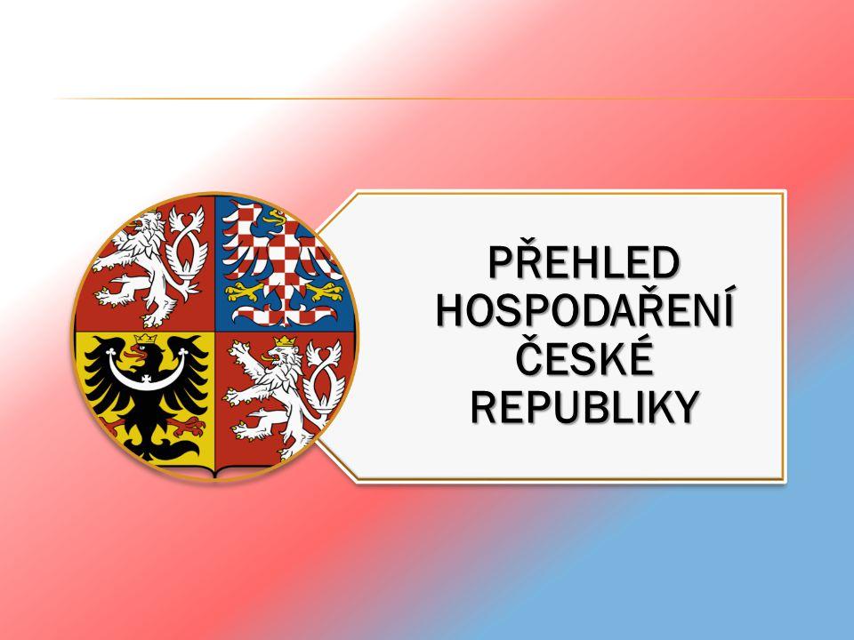 PŘEHLED HOSPODAŘENÍ ČESKÉ REPUBLIKY