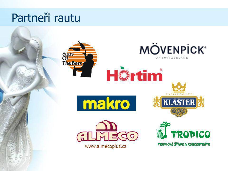 Partneři rautu www.almecoplus.cz