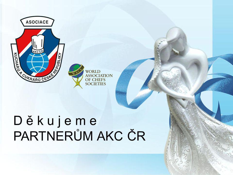 D ě k u j e m e PARTNERŮM AKC ČR