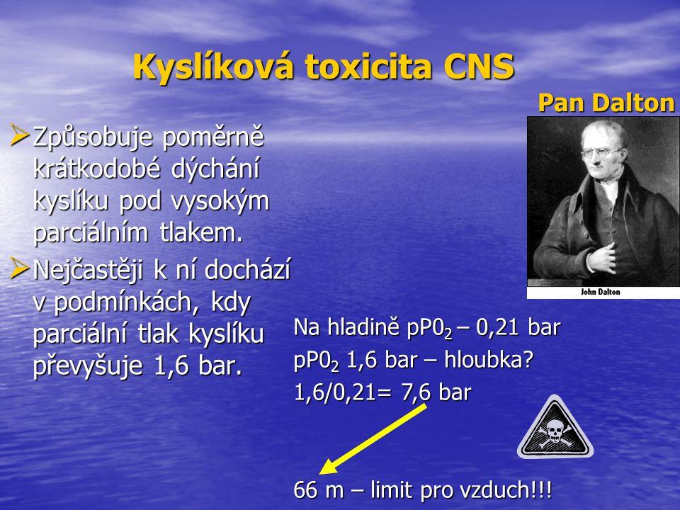 Kyslíková toxicita CNS