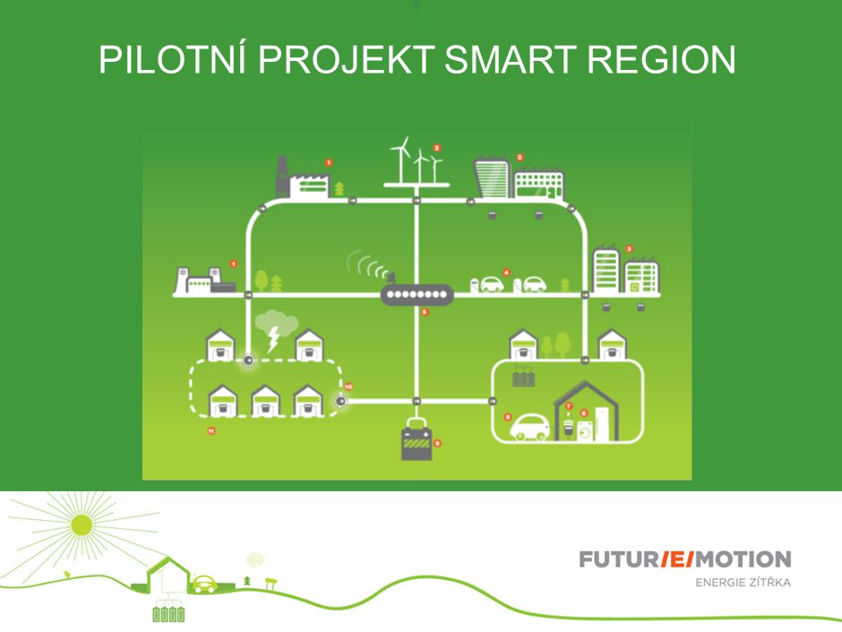 PILOTNÍ PROJEKT SMART REGION