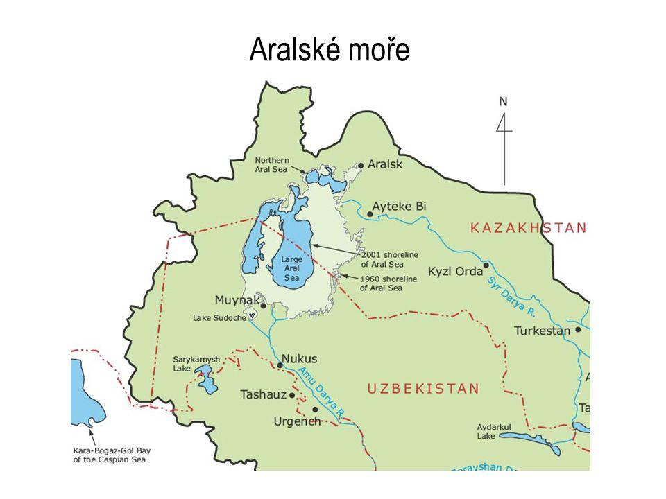 Aralské moře